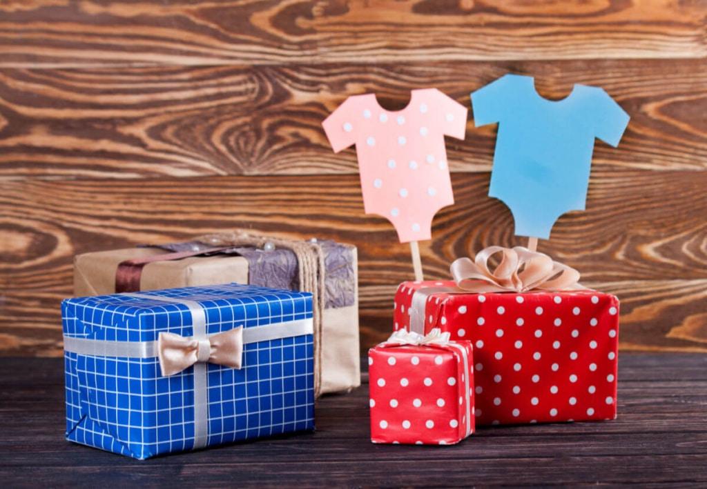 Geschenk für Neugeborene